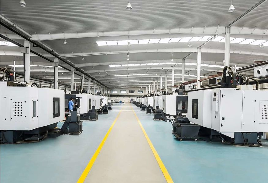 Jiangsu RichYin Machinery Co., Ltd manufacturer production line