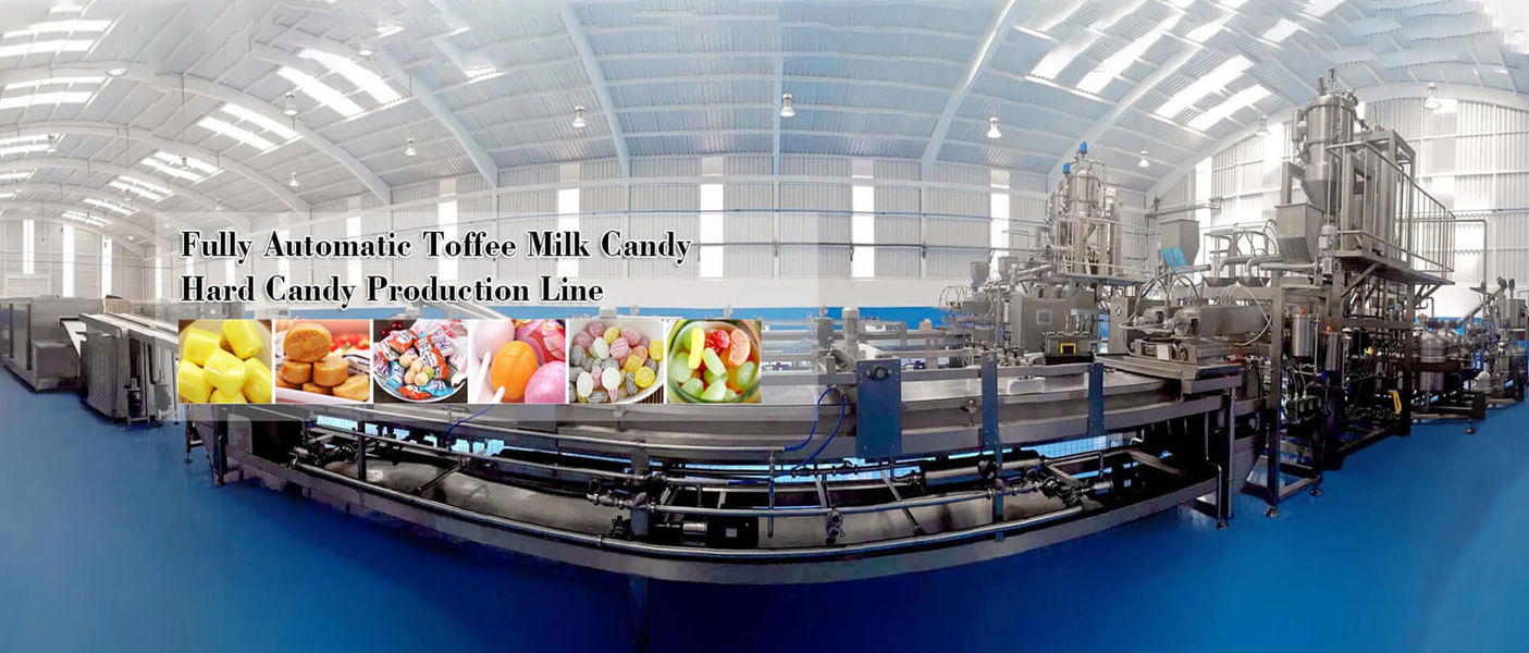 China best Candy Production Line on sales