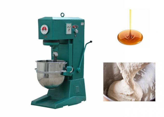 Candy Mixer Baking Bread Dough Roller Machine  With Two Speeds 240L