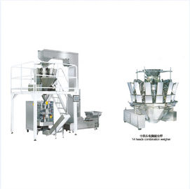 High Capacity Automatic Food Packing Machine , Potato Chip Packaging Machine