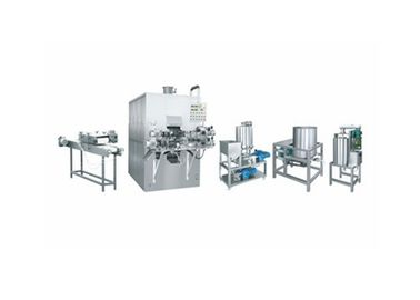 China Multi Function Snack Food Production Line , Egg Roll / Wafer Production Line supplier