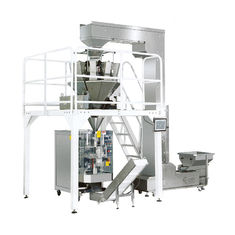 China Multihead Weighter Automatic Food Packing Machine / Candy Wrapping Equipment supplier