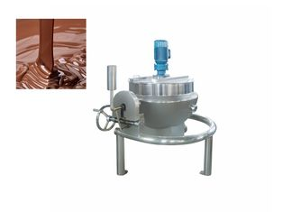 China Restaurant Sugar Cooking Pot Hard Candy Forming Machine Capacity 100L supplier
