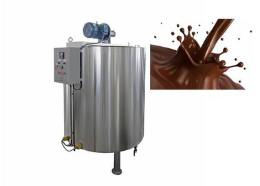 China Stainless Steel Chocolate Tempering Machine Automatic 110V-480V supplier