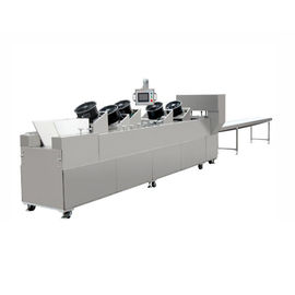 Snack fond  forming  Equipment PLC Intelligent Computer Controlled