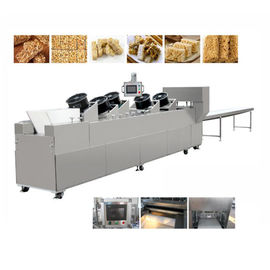 Hot sale sesame peanut candy cereal bar forming cutting machine rice cake making machine price