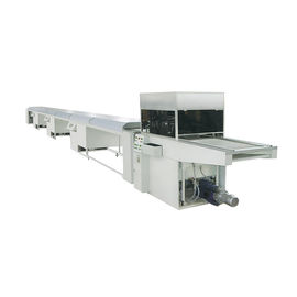 High Performance Chocolate Bar Production Line , Chocolate Bar Making Machine