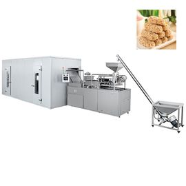 High Production Chocolate Bar Manufacturing Equipment 5.5kW Main Motor Power