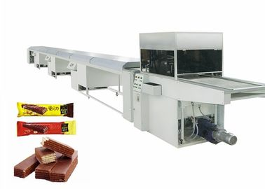China High Speed Chocolate Bar Production Line , Chocolate Production Machines factory
