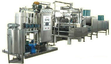Automatic Bonbon Candy Production Line 380V 8kW Confection Application