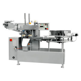 China full automatic ball lollipop single twist round lollipop bunch wrapping machine factory