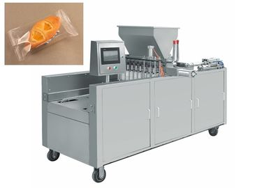 China Compact Structure Bakery Production Equipment / Automatic Cake Making Machine factory