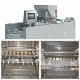 China High Efficiency Cake Making Equipment Bakery Production Line Output 200-350kg/H factory