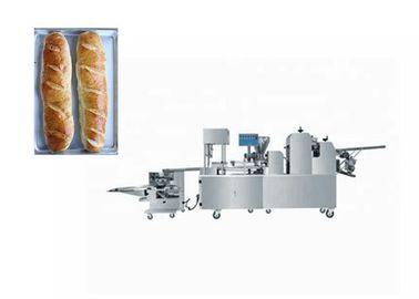 Industrial Bread And Burger Patty Making Machine Dimension 5100*1300*1750 Mm