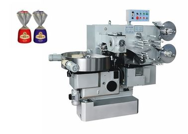 China Automatic Single Double Twist Candy Chocolate Packing Machine Easy To Operate factory