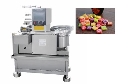 China Easy Operation Swiss Candy Fold Package Wrapping Machine 220V 380V 1.2kw factory