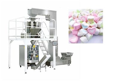 Industrial Cotton Candy Pastry Packaging Machine National Standard