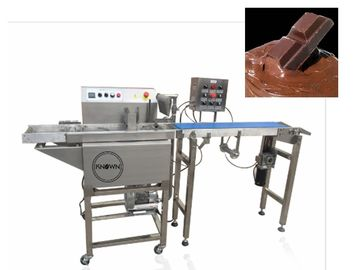China 380V Chocolate Tempering Machine Big Capacity 400kgs-800kgs / Hour factory