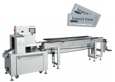 China Horizontal Jelly Bear Pillow Packing Machine 304 Stainless Steel Material factory