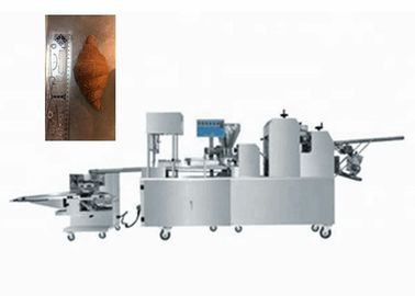 Baking Bread Dough Roller Maker Machine Out Put 1000-8000pce/Hr