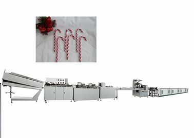 Energy Saving Crutch Shaping Candy Forming Machine Capacity 180-280pcs / Min