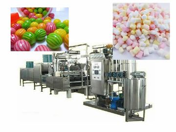China Soft Jelly Gummy Candy Forming Machine 380V 50Hz Food Grade Material factory
