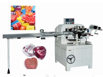 Auto Aluminium Foil Chocolate Packaging Machine / Envelope Fold Packing Machine