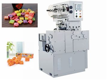 3.55kw 380V Toffee Candy Cutting Machine /  Fold Packing Machinery