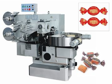 Electric Driven Type Candy Cutting Machine / Bubble Gum Packing Machine