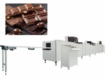 Commercial Pastry Making Equipment / Multifunctional Chocolate Enrober Machine