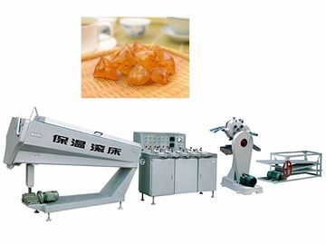 Stable Performance Candy Forming Machine / Sweet Candy Pulling Machine