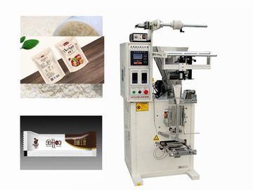 Microcomputer Control Detergent Powder Filling Packing Machine Low Energy Consumption