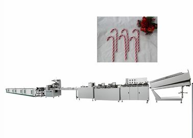 Professional Candy Cane Production Line Composed Of Batch Roller