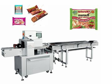 Soap Or Chocolate Bar Packing Machine / Horizontal Pillow Packing Machine