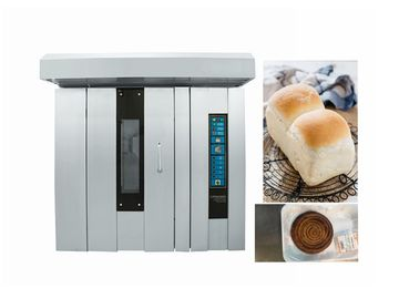 China Fast Heating Chefs Industrial Ovens / Combi Steam Oven Gas Combi Oven Max Temp. 300° factory