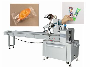 Double Twist Candy Wrapping Machine Big Capacity 200-550pcs / Min