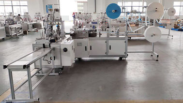 HTL-120-G1 One drag one high speed servo flat production line