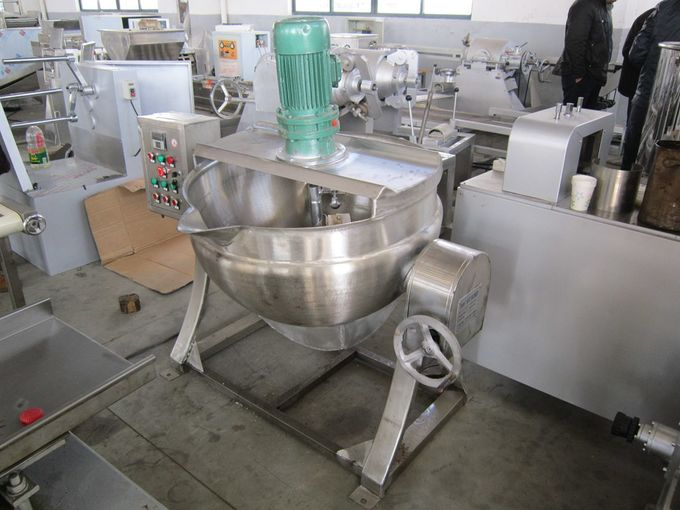 Various Candy Production Line Easy Operation Large Production Capacity 2