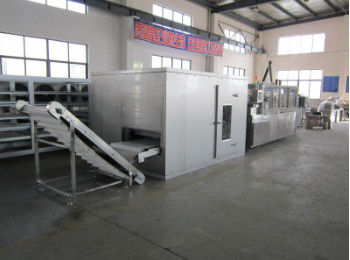 High Production Chocolate Bar Manufacturing Equipment 5.5kW Main Motor Power 1