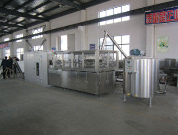 Breakfast Cereal Production Line 4500×900×2500 mm PLC Touch Screen Control